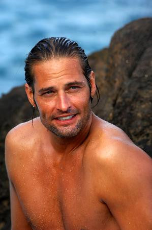 Josh Holloway Puzzle Fun-Size 120 pcs - Fame Collectibles