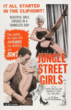 Jungle Street Girls Movie Poster Puzzle Fun-Size 120 pcs - Fame Collectibles