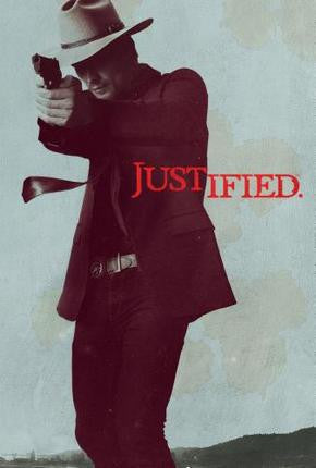 Justified Movie Poster Puzzle Jigsaw Puzzle - Fame Collectibles