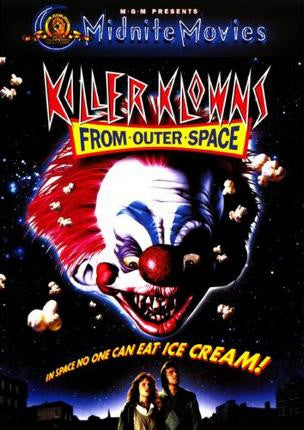 Killer Klowns From Outer Space Movie Poster Puzzle Fun-Size 120 pcs - Fame Collectibles