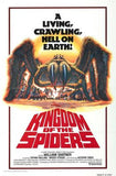 Kingdom Of The Spiders Movie Poster Puzzle Fun-Size 120 pcs - Fame Collectibles