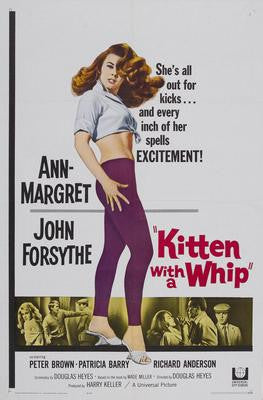 Kitten With A Whip Movie Poster Puzzle Fun-Size 120 pcs - Fame Collectibles