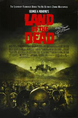 Land Of The Dead Movie Poster Puzzle Fun-Size 120 pcs - Fame Collectibles
