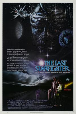 Last Starfighter The Movie Poster Puzzle Jigsaw Puzzle - Fame Collectibles
