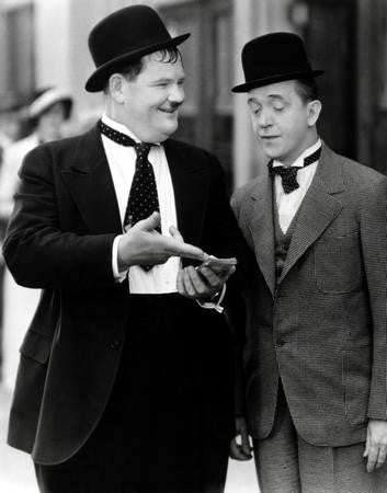 Laurel And Hardy Puzzle Jigsaw Puzzle - Fame Collectibles