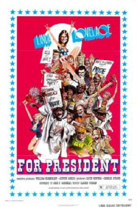 Linda Lovelace For President Movie Poster Puzzle Fun-Size 120 pcs - Fame Collectibles