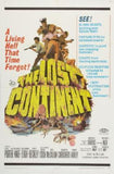 Lost Continent The Movie Poster Puzzle Fun-Size 120 pcs - Fame Collectibles