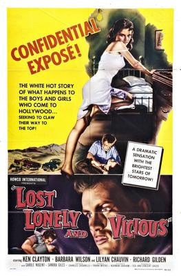 Lost Lonely And Vicious Movie Poster Puzzle Fun-Size 120 pcs - Fame Collectibles