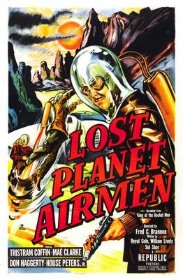 Lost Planet Airmen Movie Poster Puzzle Fun-Size 120 pcs - Fame Collectibles