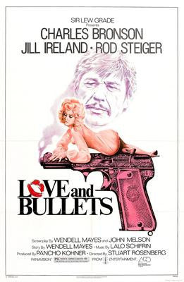 Love And Bullets Movie Poster Puzzle Fun-Size 120 pcs - Fame Collectibles