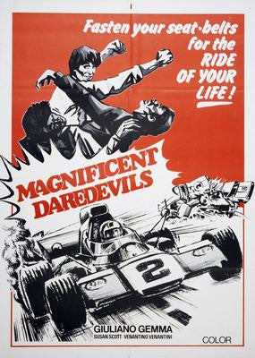 Magnificent Daredevils The Movie 8x10 photo - Fame Collectibles