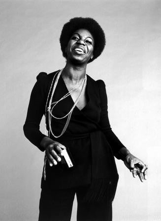Nina Simone Mouse Pad Mousepad Mouse mat - Fame Collectibles