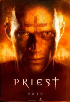 Priest Movie Poster 24in x 36in - Fame Collectibles