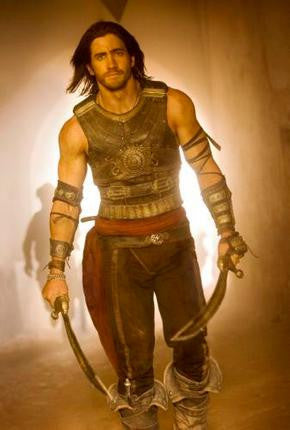 Prince Of Persia Movie Poster Jake Gyllenhaal 24x36 - Fame Collectibles