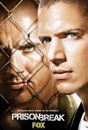 Prison Break Movie Poster 24x36 - Fame Collectibles