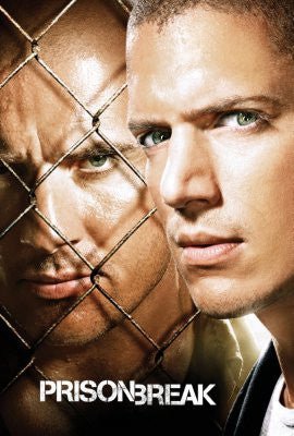 Prison Break Poster 24x36 - Fame Collectibles