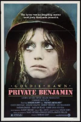 Private Benjamin Poster 24inx36in - Fame Collectibles