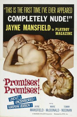 Promises Promises Movie Poster 24x36 - Fame Collectibles