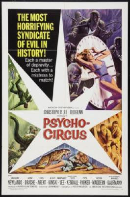 Psychocircus Poster 24inx36in - Fame Collectibles