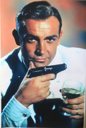 Sean Connery Mouse Pad Mousepad Mouse mat - Fame Collectibles