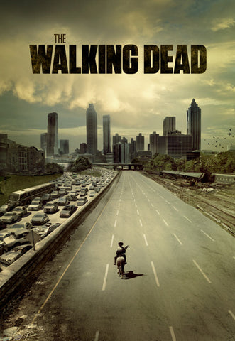 The Walking Dead ROAD Poster 11inx17in 24x36 - Fame Collectibles