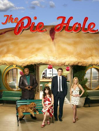 Pushing Daisies Promo Poster the pie hole 24x36 - Fame Collectibles