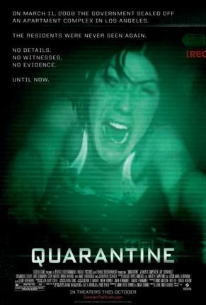 Quarantine Movie Poster 24x36 - Fame Collectibles