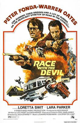 Race With The Devil Movie Poster 24x36 - Fame Collectibles