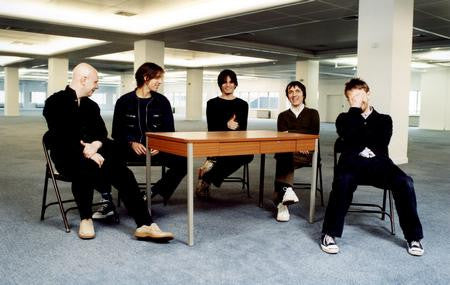 Radiohead Poster group desk 24x36 - Fame Collectibles