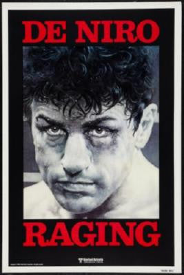 Raging Bull Movie Poster 24in x 36in - Fame Collectibles