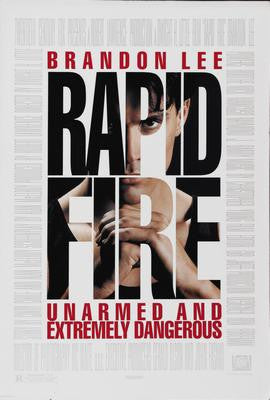 Rapid Fire Movie Poster 24x36 - Fame Collectibles