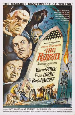 Raven The Movie Poster 24x36 - Fame Collectibles