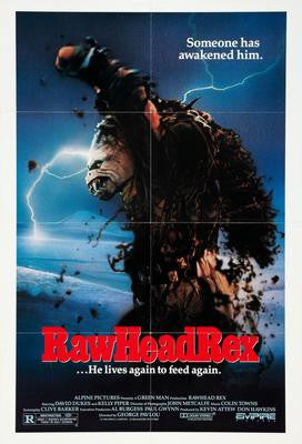Rawhead Rex Movie Poster 24x36 - Fame Collectibles