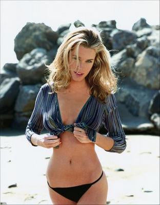 Rebecca Romijn 1 Poster 24x36 - Fame Collectibles