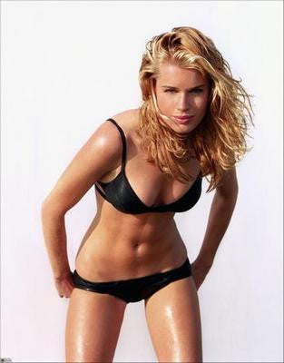 Rebecca Romijn 2 Poster 24x36 - Fame Collectibles