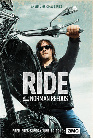 Norman Reedus Puzzle 300 pcs Large - Fame Collectibles