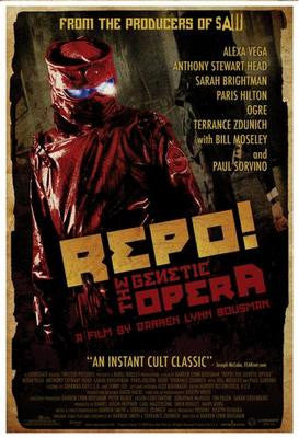 Repo The Genetic Opera Movie Poster 24x36 - Fame Collectibles
