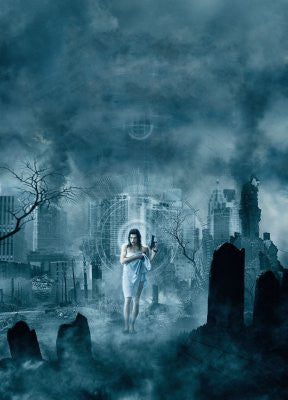 Resident Evil Apocalypse Movie Poster 24x36 - Fame Collectibles