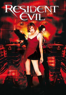 Resident Evil Movie Poster 24x36 - Fame Collectibles