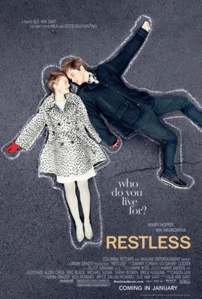 Restless Movie Poster 24x36 - Fame Collectibles