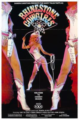 Rhinestone Cowgirls Movie Poster 24x36 - Fame Collectibles