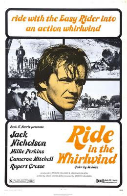 Ride In The Whirlwind Movie Poster 24x36 - Fame Collectibles