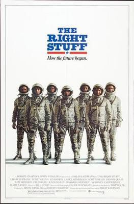Right Stuff The Movie Poster 24x36 - Fame Collectibles