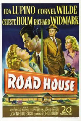 Road House Movie Poster 24in x 36in - Fame Collectibles