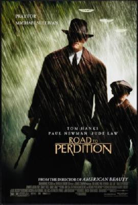 Road To Perdition Poster 24inx36in - Fame Collectibles