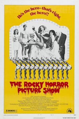 Rocky Horror Picture Show The Rhps Movie Poster 24x36 - Fame Collectibles