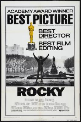 Rocky Poster 24inx36in - Fame Collectibles