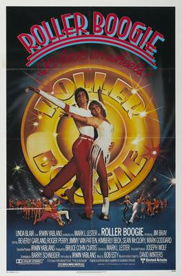 Roller Boogie Movie Poster 24x36 - Fame Collectibles