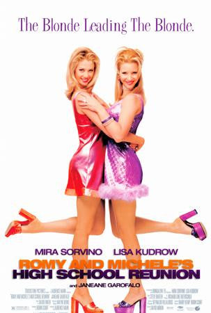 Romy And Michele Movie Poster 24x36 - Fame Collectibles