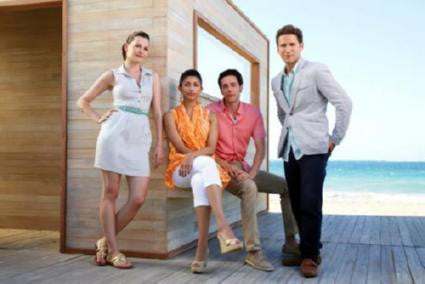 Royal Pains Poster 24in x 36in - Fame Collectibles
